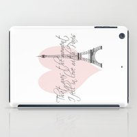 That Was The Moment I Fe… iPad Case