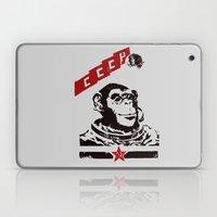 Soviet Space Monkey Laptop & iPad Skin