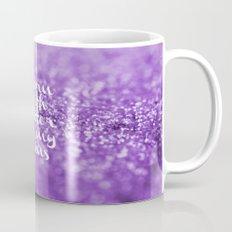 Glitter in my Veins III (Photo of Glitter) Mug
