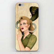 Cause of Death iPhone & iPod Skin