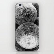 Negative Light No.1 iPhone & iPod Skin