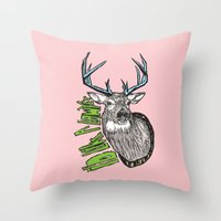 I'd Like A Lawyer Throw Pillow