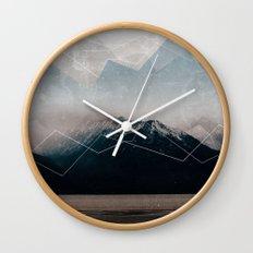 When Winter comes Wall Clock