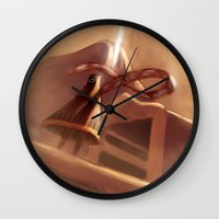 I was born for this Wall Clock