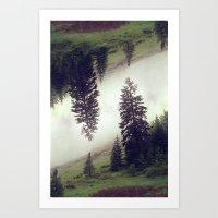 Soft/Hid Art Print