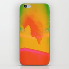 Signs in the Sky Collection - Rising Sun iPhone & iPod Skin