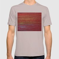 Rainbow For Abby Mens Fitted Tee Cinder SMALL