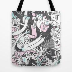 Deadly Sins Tote Bag