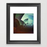 Spyyryl Yyt Framed Art Print