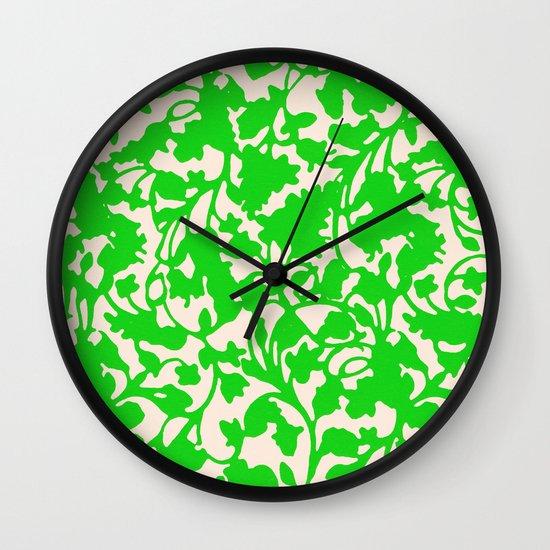 earth 10 Wall Clock