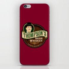 Thompson's Irish Whiskey iPhone & iPod Skin