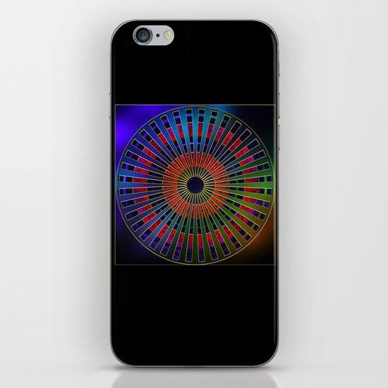 Mandala 10 iPhone & iPod Skin
