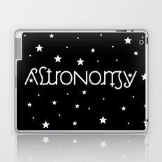 Astronomy Ambigram Laptop & iPad Skin