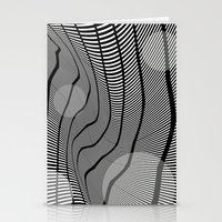 Mid-Century Mod 2 Stationery Cards