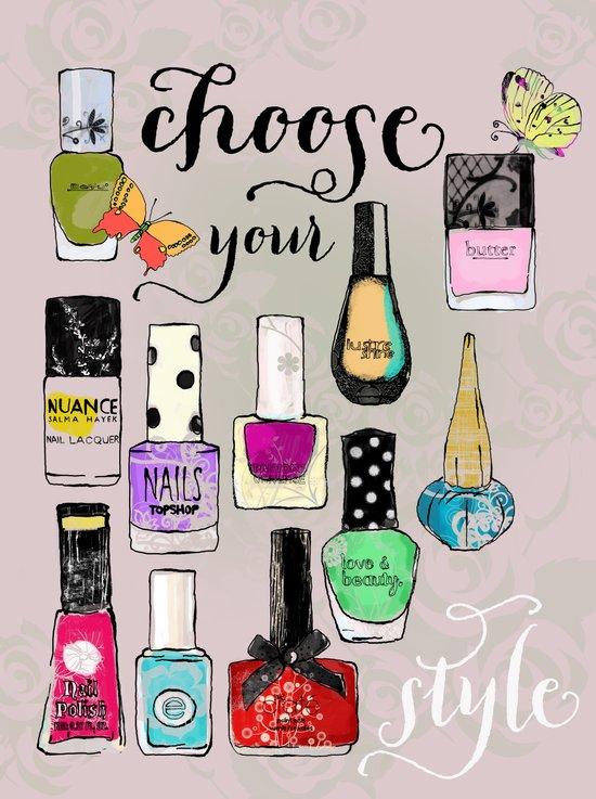 choose your style II Art Print