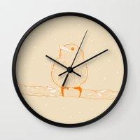 Pio Pio (RIP) Wall Clock