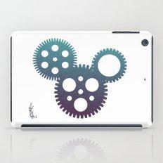 mickey mouse mechanisms iPad Case