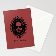 El Dudarino Stationery Cards