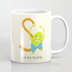 S is for Stomp Mug