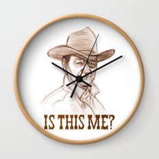 Is This Me? Wall Clock