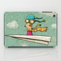 Paperplane2 iPad Case