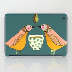 a tea for two iPad Case