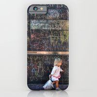 Taking My Chalk And Goin… iPhone 6 Slim Case