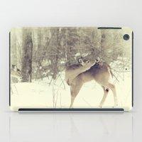 Looking Back iPad Case