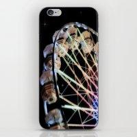 A Magical Evening iPhone & iPod Skin