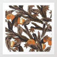 Spice Art Print