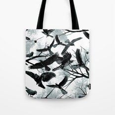 Blackbirds Tote Bag