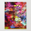 Untitled 20100805h (Cloudscape) Canvas Print