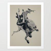 mysterium Art Print