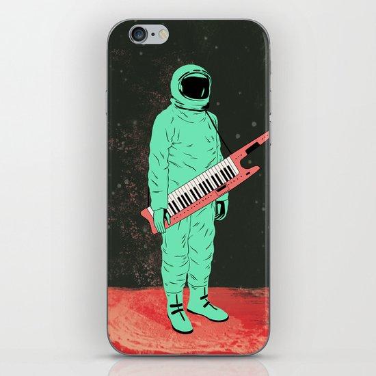 Space Jam iPhone & iPod Skin