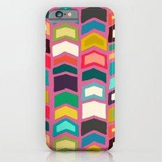arrow pop pink Slim Case iPhone 6s