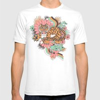 Frolic! Mens Fitted Tee White SMALL
