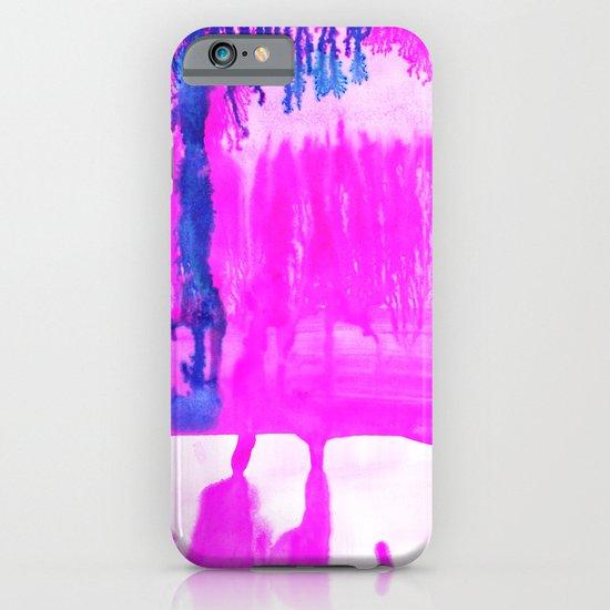 Dip Dye Hot Pink iPhone & iPod Case