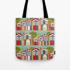 Literally Living in a Jane Austen Novel Tote Bag