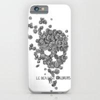 iPhone & iPod Case featuring Le beau est toujours rare by luradontsurf