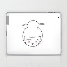 Jappo girl Laptop & iPad Skin