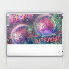 Psychedelic Astronaut  Laptop & iPad Skin