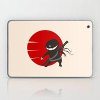 LITTLE NINJA STAR Laptop & iPad Skin