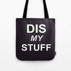 Dis My Clothing Line Tote Bag