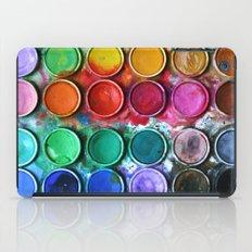 Paint Box iPad Case
