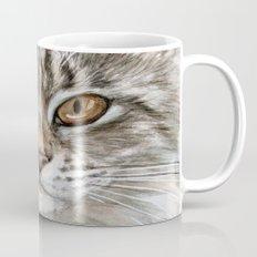 Young Tabby Cat Mug
