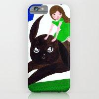 Rabbit Girl iPhone 6 Slim Case