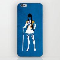 Satsuki Kiryuin iPhone & iPod Skin