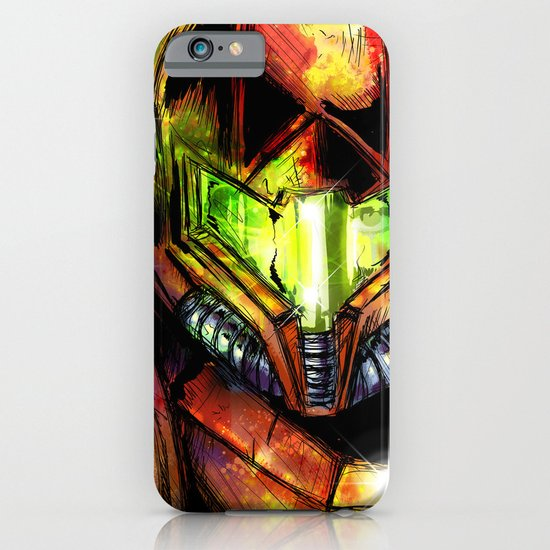 Samus iPhone & iPod Case