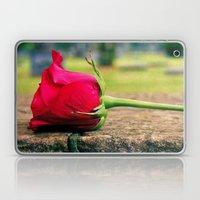 Rose aesthetics Laptop & iPad Skin