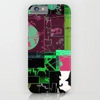 iPhone & iPod Case featuring Manduza by Larcole